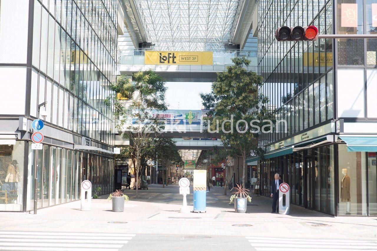 高松市瓦町・貸店舗 6F 周辺環境
