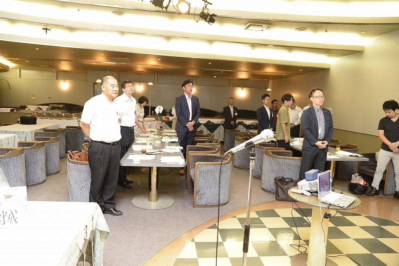 8月8日オークラホテル丸亀で守成クラブ丸亀例会が行われました!