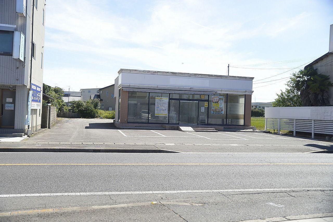 三木国分寺線沿い・携帯ショップ跡!高松市円座町・約24坪!
