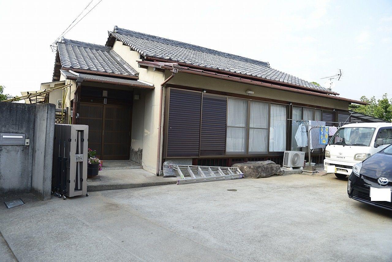 坂出市林田町・平屋で和風のお住まい