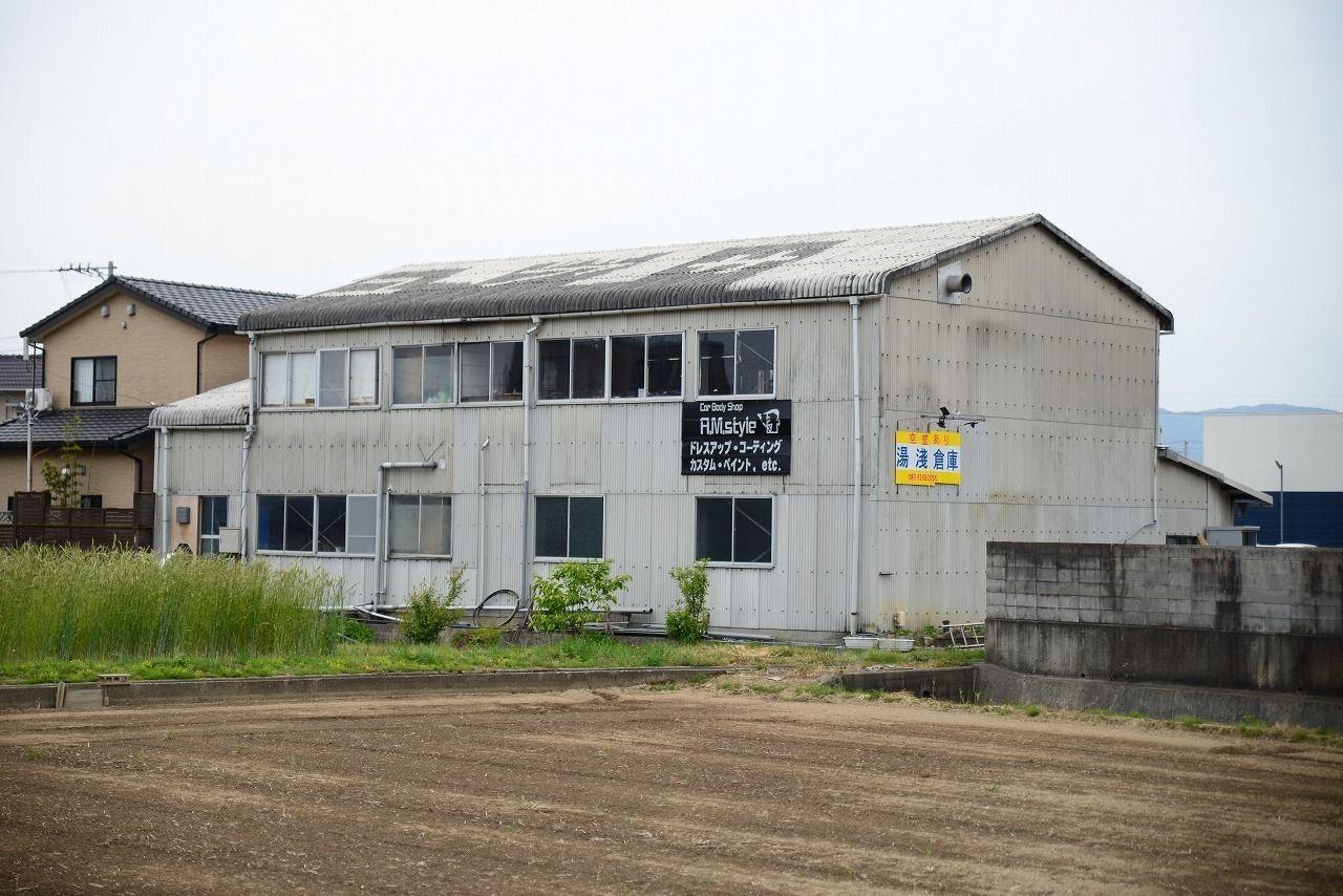 高松市川島本町317-4・倉庫・1階東部分・21.0坪 ・小屋裏収納あり・みやざき不動産