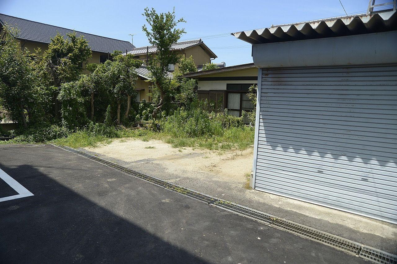 高松市仏生山町・約87坪の売土地。