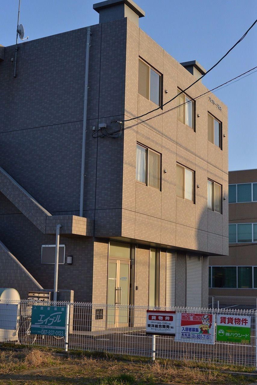 高松市伏石町2088-22・プレステージ伏石3F・1K・みやざき不動産やざき不動産