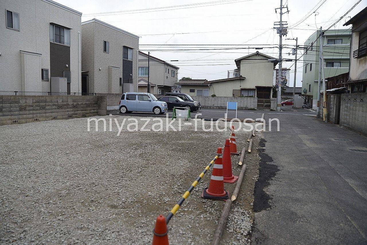 建物が解体されました。高松市木太町の木太町駅がすぐそばにある売土地です。
