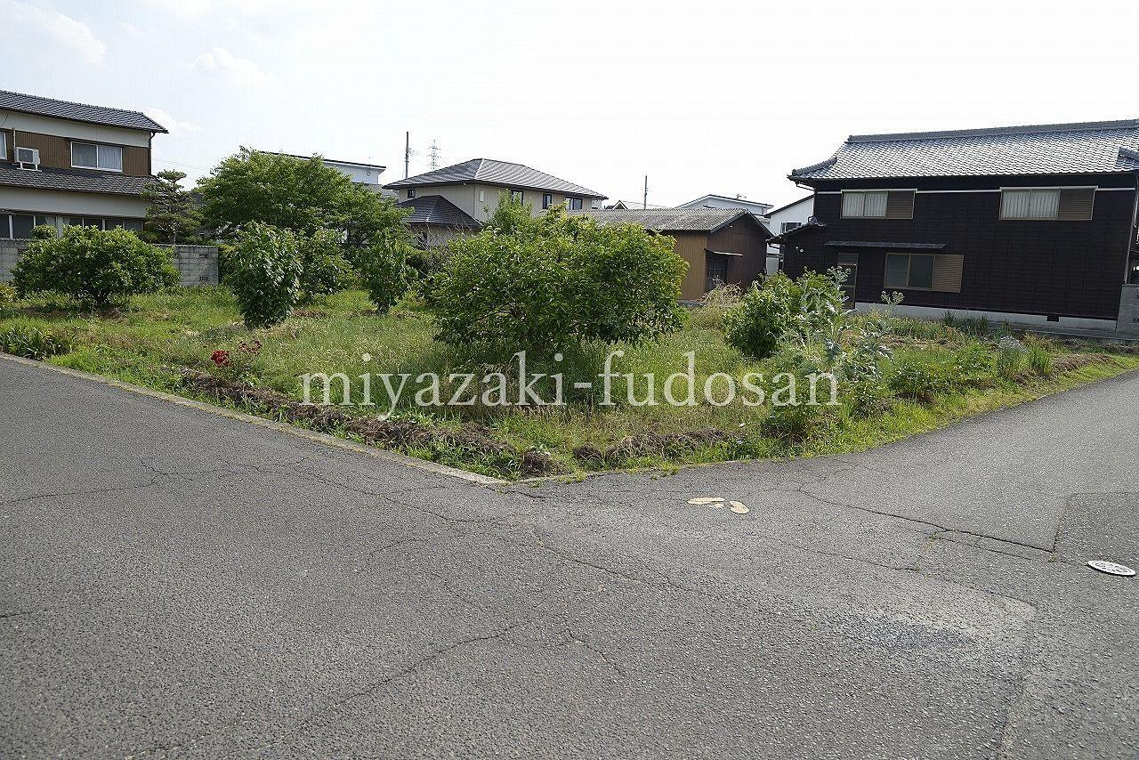 下田井町、広大な200坪の土地