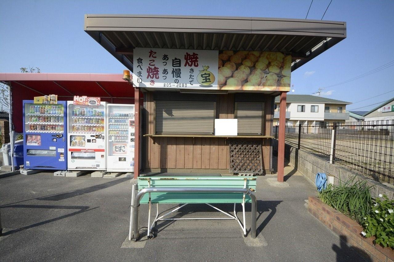 多肥上町・テイクアウト店にお勧め!・彦作池公園のそばに建つ店舗!