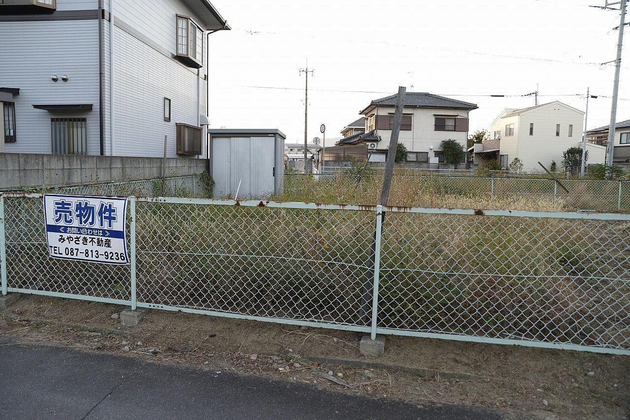 高松市鹿角町715-27・売買・売土地・土地約57.46坪!・みやざき不動産