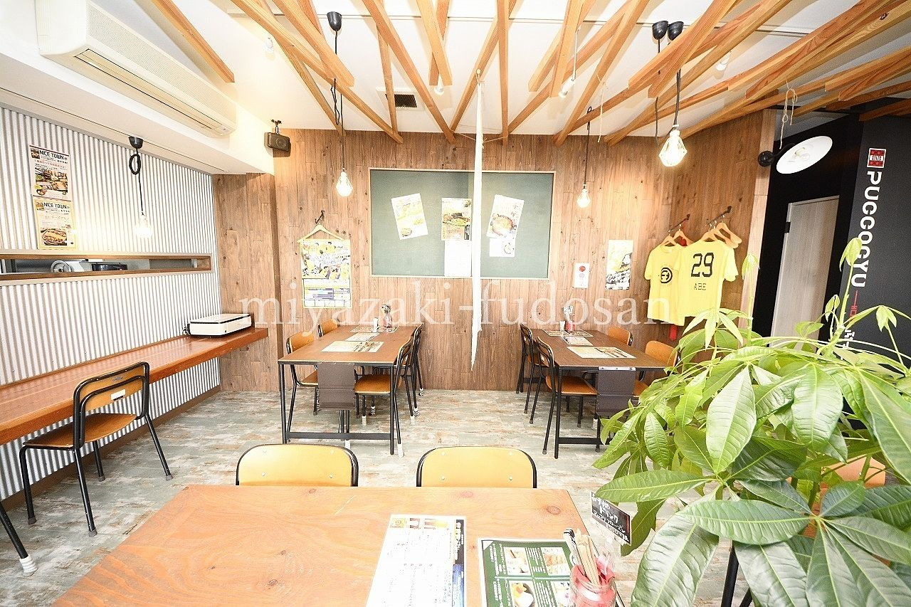 木太町・飲食店居抜物件・韓国料理跡・すぐに営業できます!
