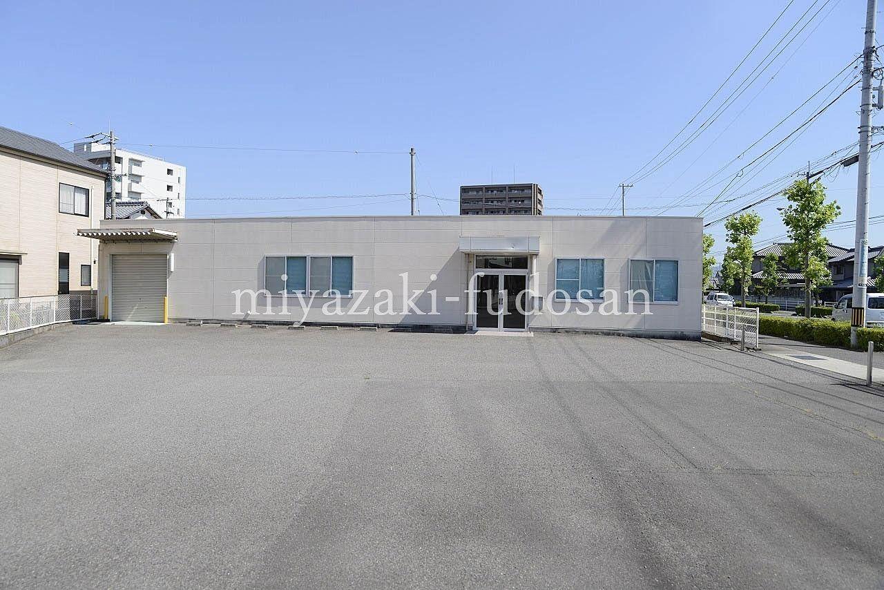 木太町・高松中央IC沿い・事務所跡・すぐに入居できます!