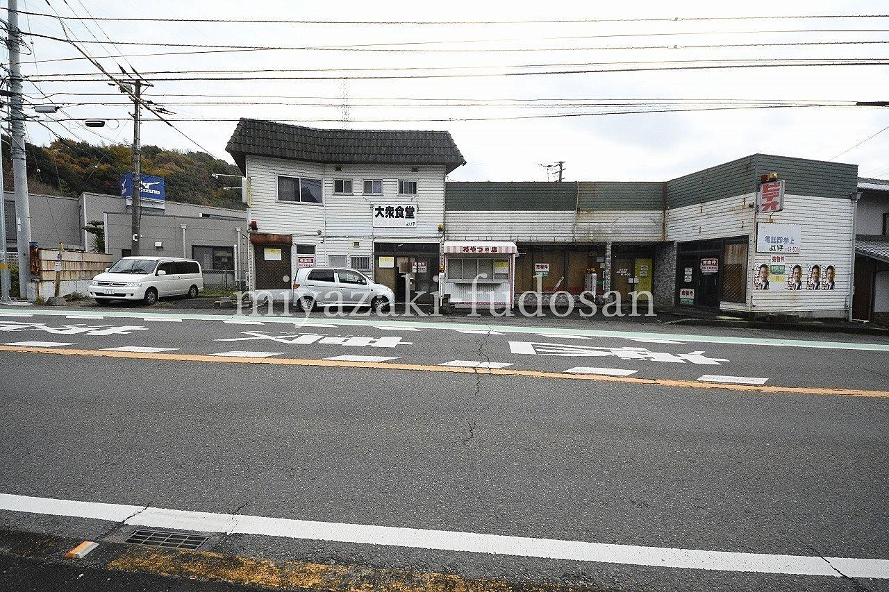 人気の宇多津町・店舗兼住居の売り物件