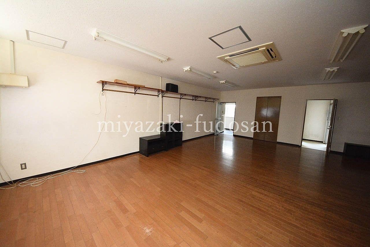 藤塚町・ダンススタジオ跡・すぐに入居できます!