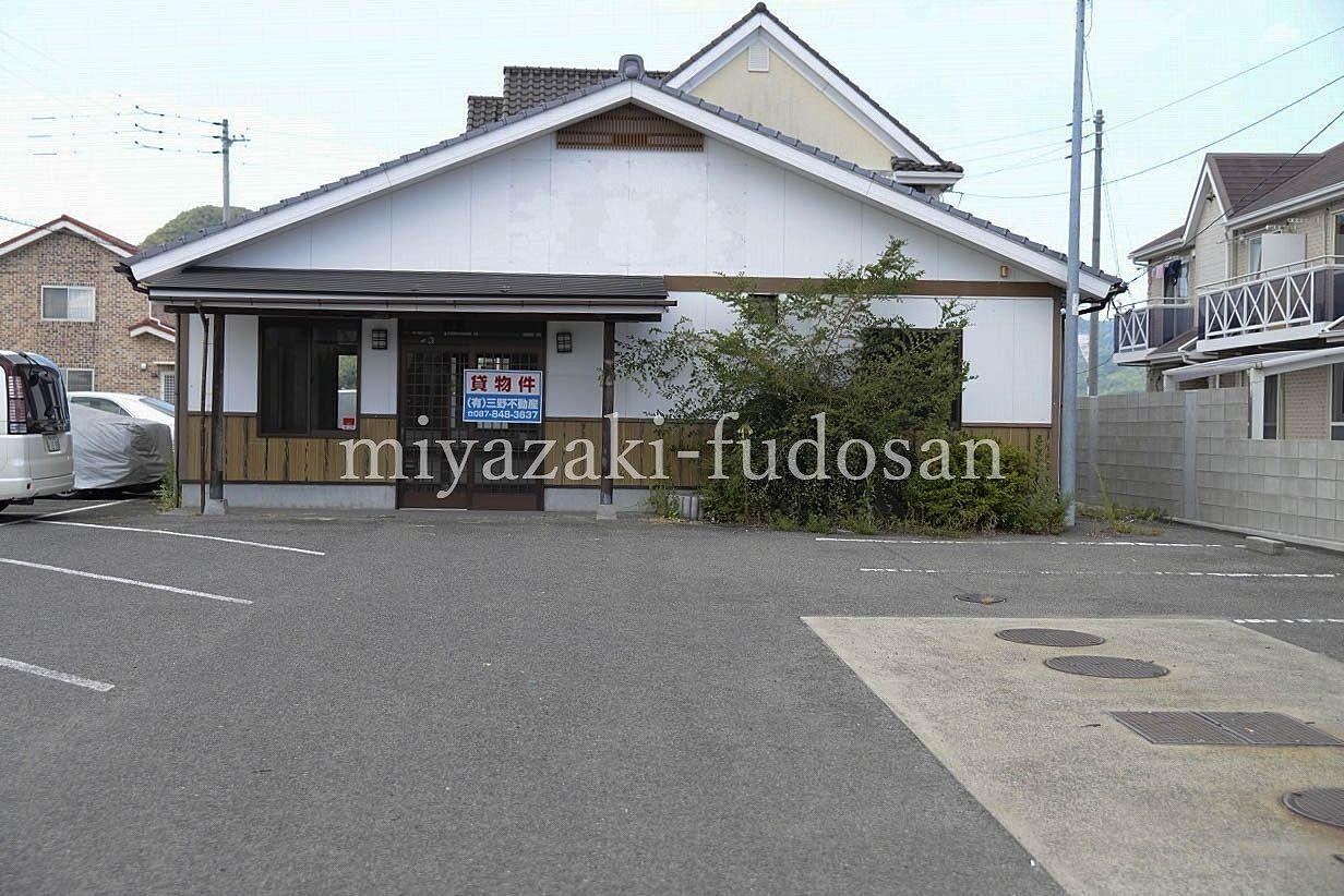 中間町・高松西IC800m・うどん店跡居抜物件・すぐに入居できます!