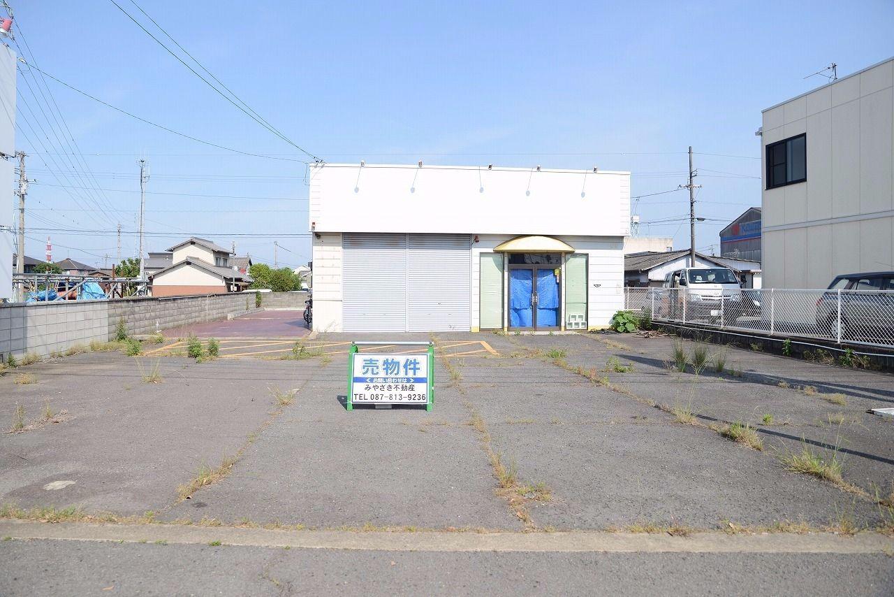 高松市田村町・賃貸・事務所、店舗・16.68坪・みやざき不動産