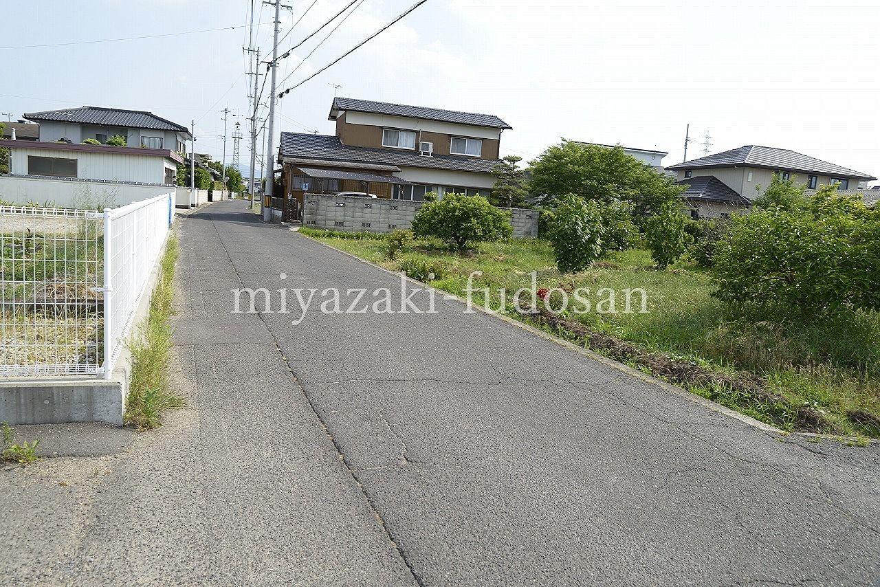 下田井町・200坪の売り土地