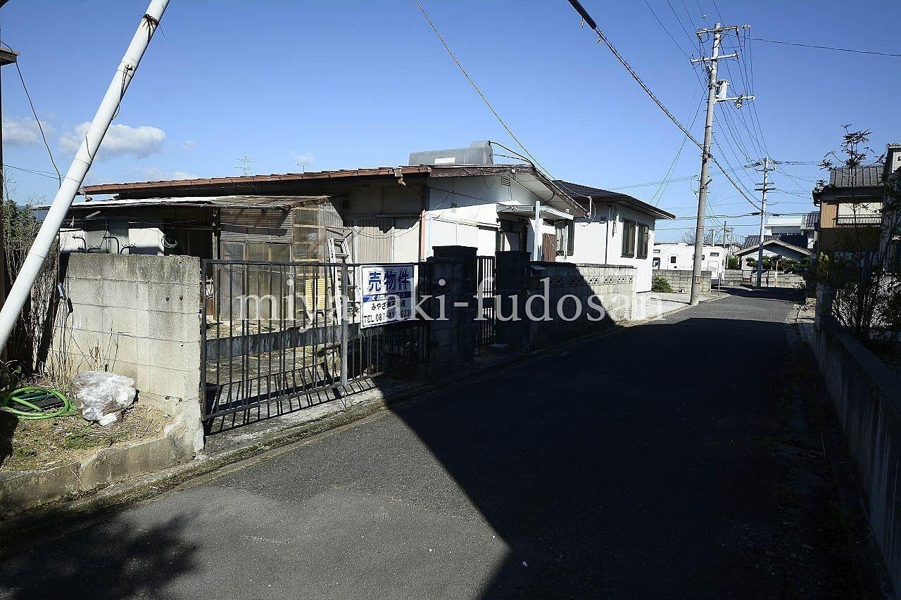 田村神社近く!3DKの一戸建て。