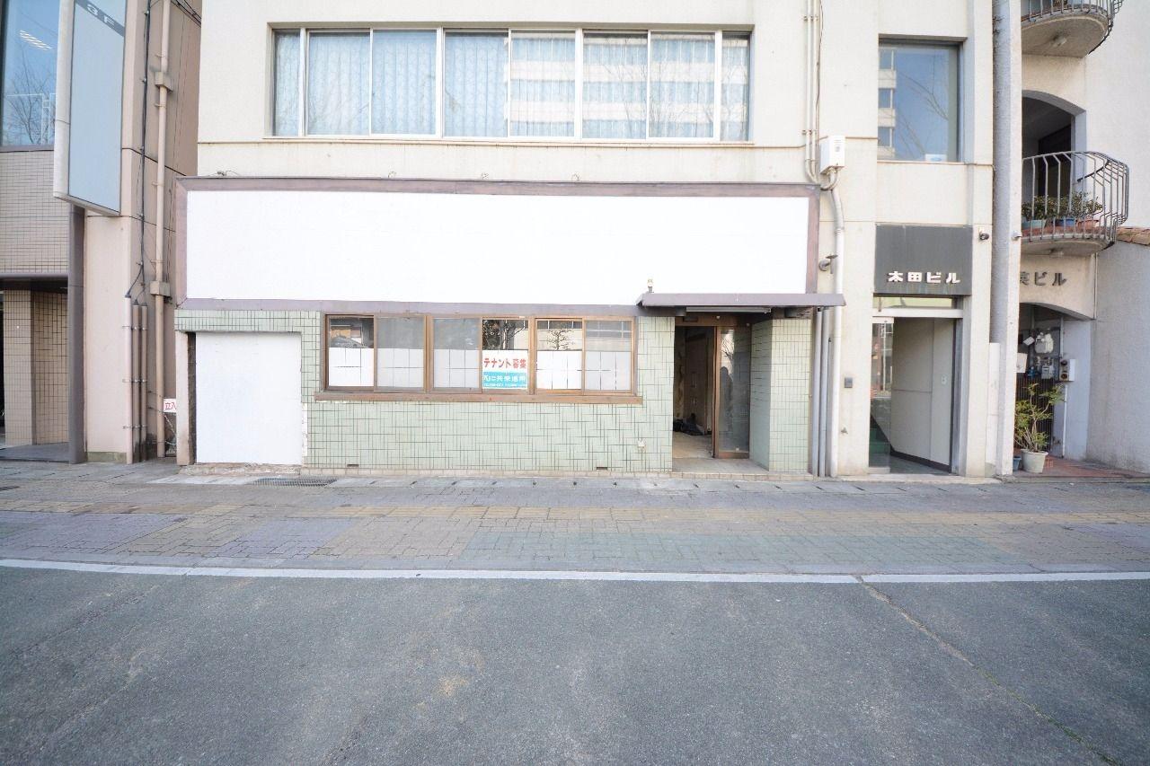 高松市田町・賃貸・店舗、事務所・11.03坪・みやざき不動産