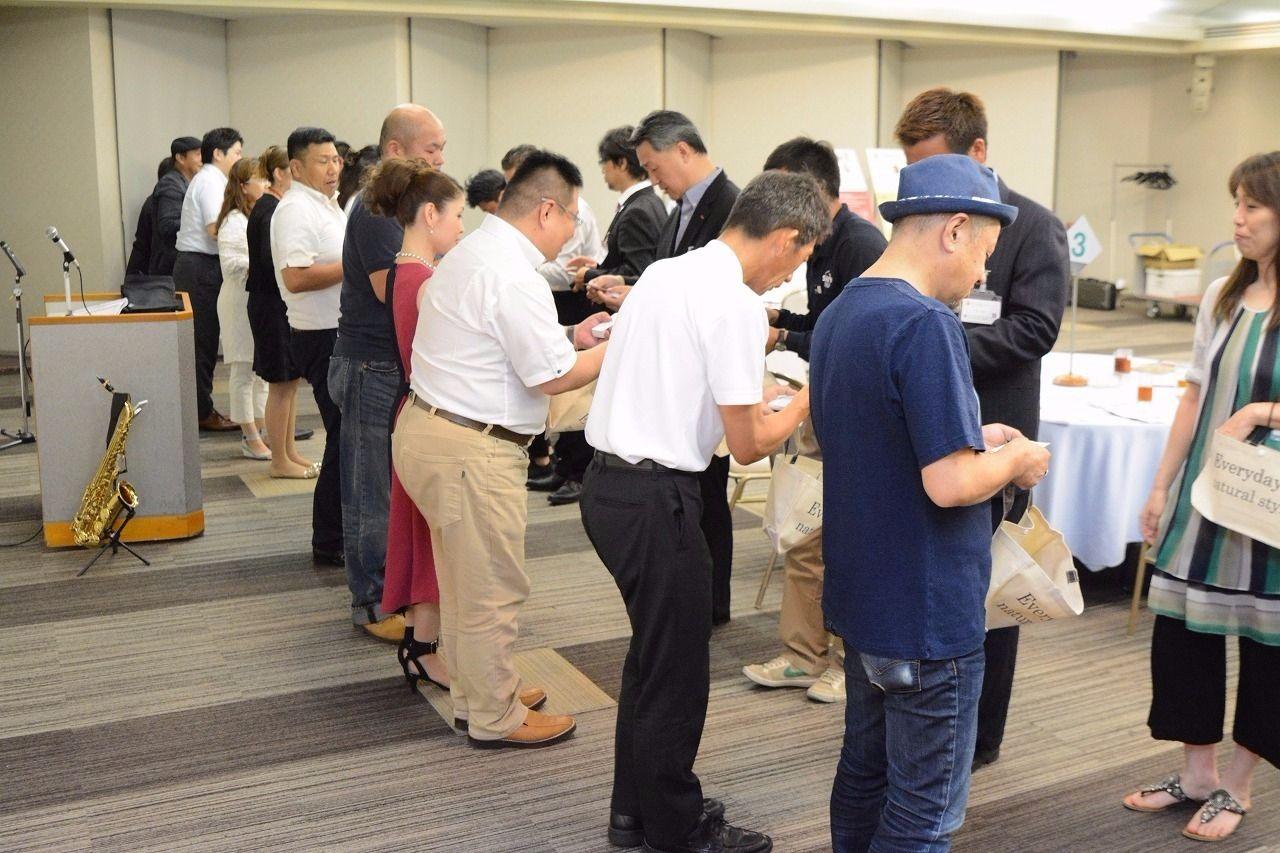 守成クラブ8月度例会・徳島・2周年記念例会!