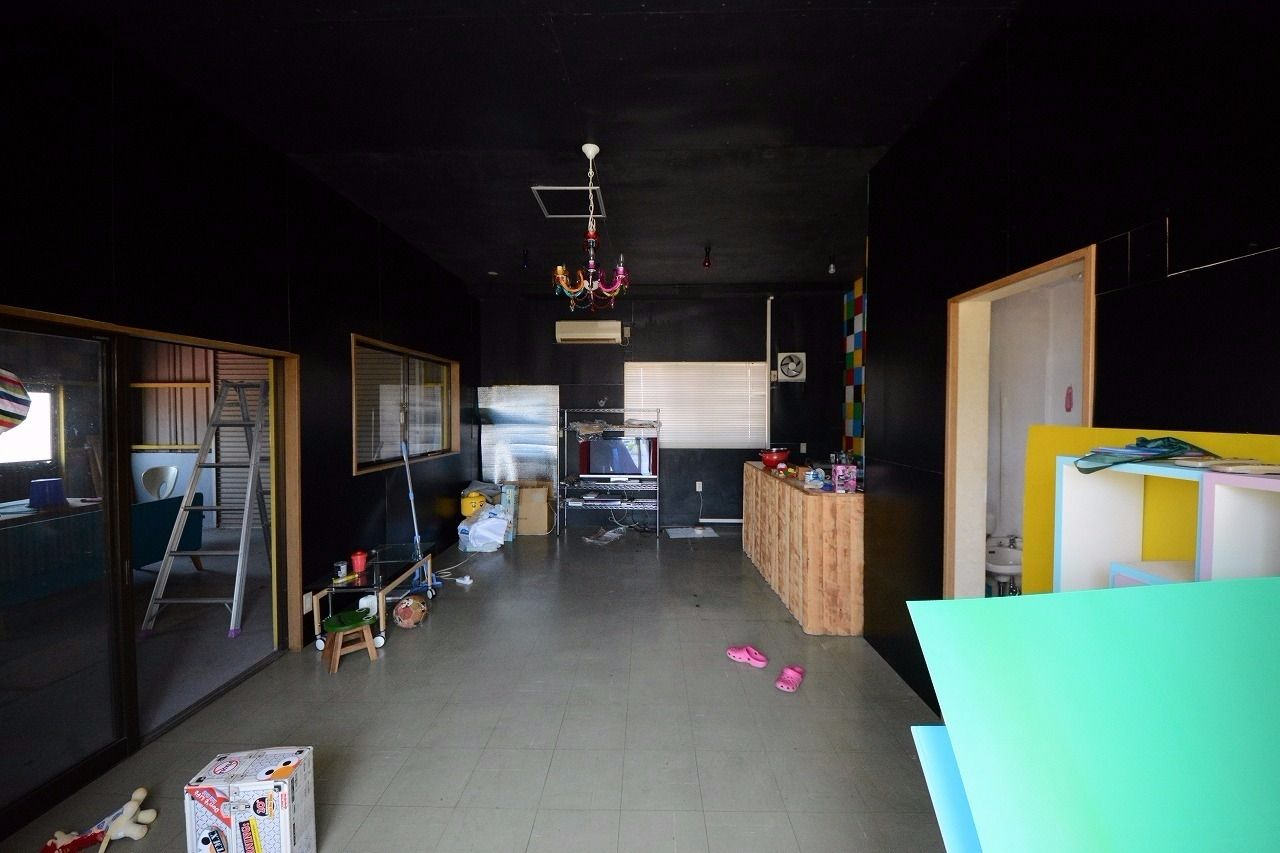 田村町・国道32号線沿い!・飲食店OK!・事務所にも、店舗にも!