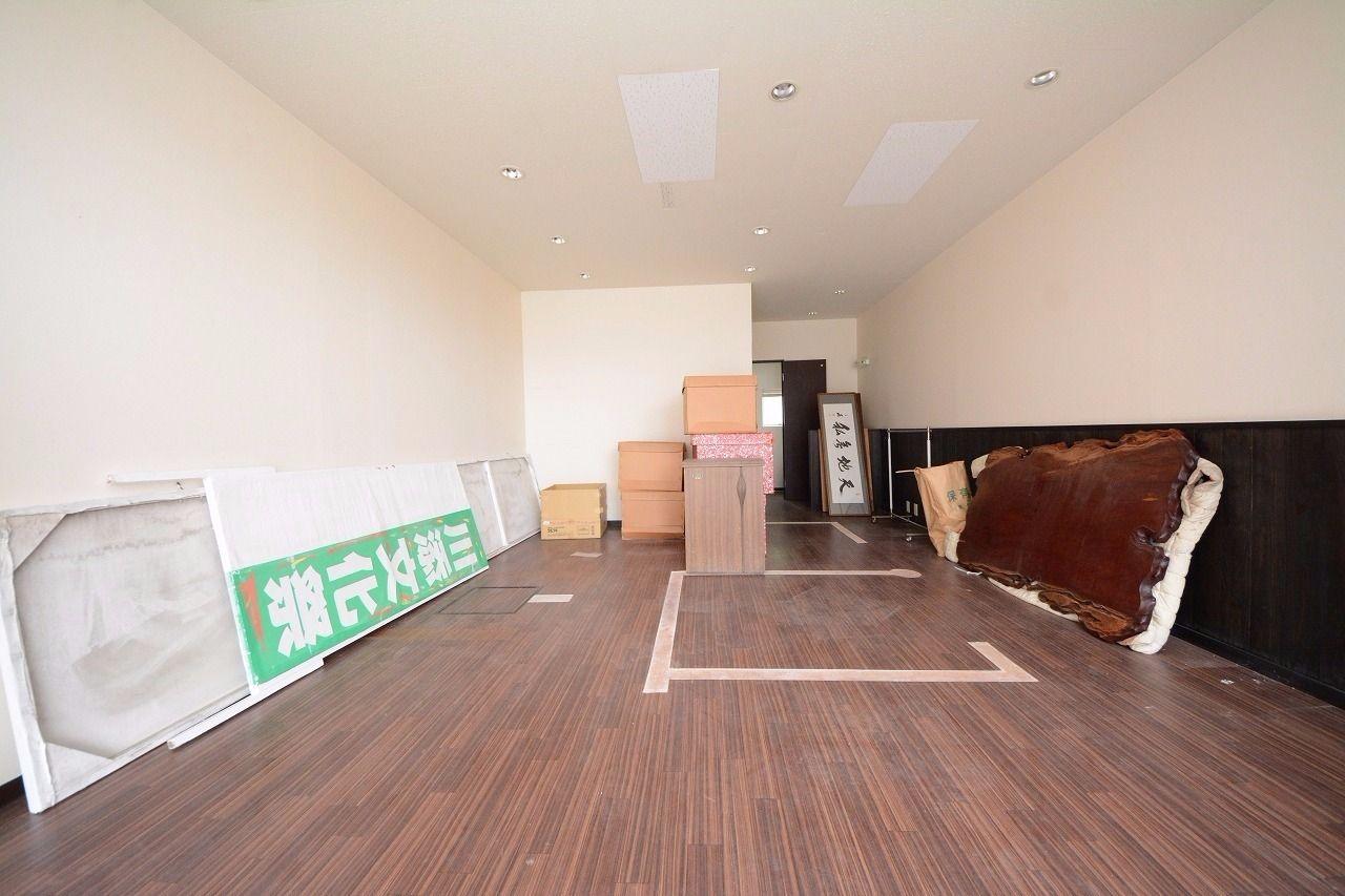 高松市東山崎町206-1・店舗、事務所・12.5坪 ・エステ跡・みやざき不動産