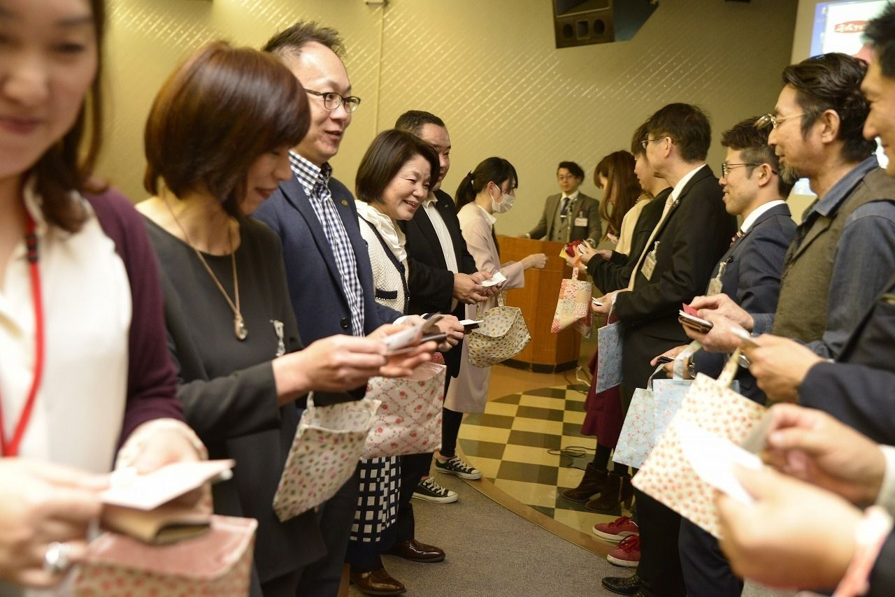 4月11日オークラホテル丸亀で守成クラブ丸亀例会が行われました!