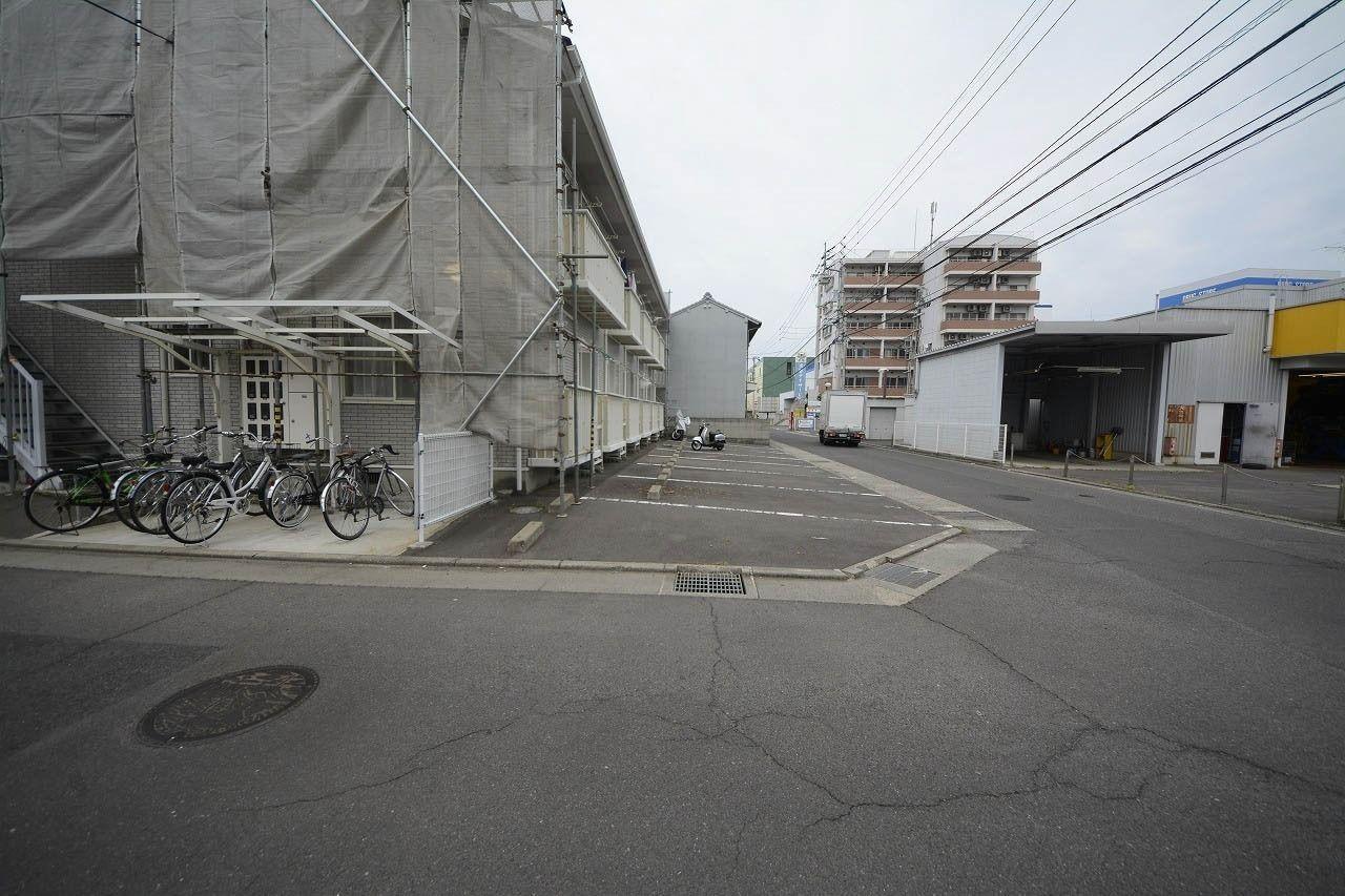 高松市伏石町2118-7・賃貸・アパート・2DK・49.68㎡・ロフトあり!・事務所可能・みやざき不動産